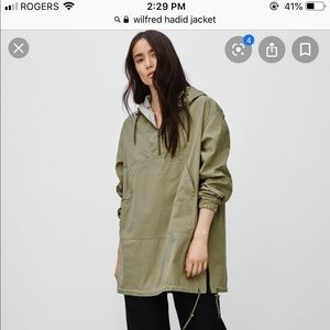 Wilfred Free Hadid jacket small